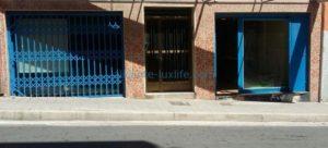 Продается торговое помещение в Аликанте