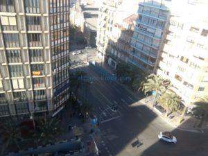 Продается квартира в центре Аликанте на улице Rambla