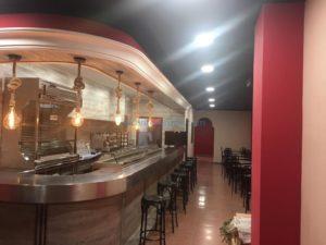Продается помещение под кафе в центре Аликанте рядом с Escuela idiomas