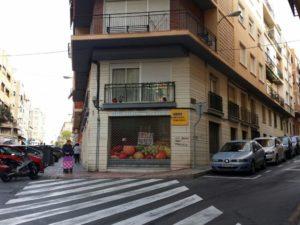 Продается квартира в Аликанте около Plaza Pío XII