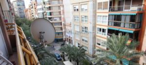 Продается квартира в центре Аликанте на улице San Vicente
