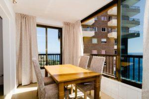 Сдается квартира в Бенидорме с видом на море в районе Rincon de Loix
